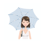 折りたたみ日傘!おしゃれな晴雨兼用の人気売れ筋18選!