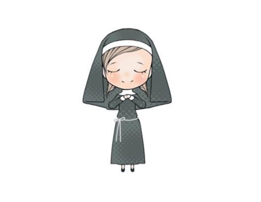 メアリーロバートだけ服装違うのなぜ?修道女になるための道って険しいの?